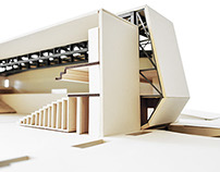 Architect model in layers