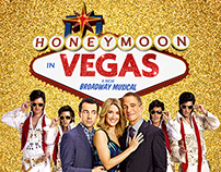 HONEYMOON IN VEGAS THE MUSICAL 2014