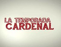 La Temporada Cardenal -  Honda Santa Fe.