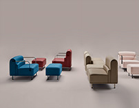 Alpe seating