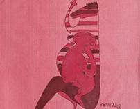 Pregnant Series