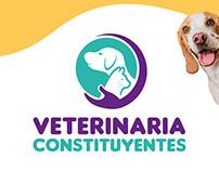 Veterinary. Logo design / Veterinaria. Diseño de logo