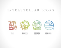Interstellar Icons