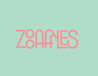 Zooaffles: Package Design