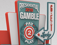 2016 Presidential Gamble