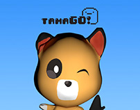 TamaGO! AR Pet Raising App