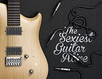 Relish Guitars - The Sexiest Guitar Alive