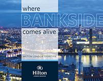 Hilton London Bankside E-brochure