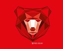 Red Bear logotype