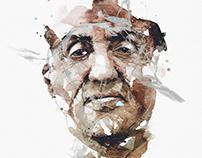 S.STALLONE / Portrait