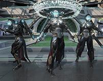 'Cyborg Ninja'