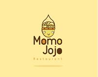 MOMOJOJO Restaurant Branding