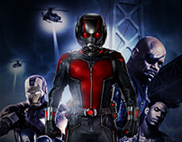 Ant-man - Movie poster