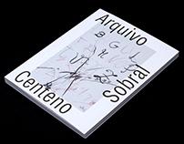 """""""ARQUIVO (DEPÓSITO)"""", Sobral Centeno Catalogue"""