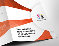 Hyper-Print Brochure