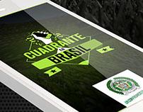 App Cuadrante en Brasil - Policía Nacional