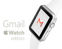 Gmail Apple Watch Concept