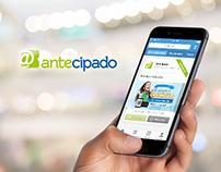 Antecipado App