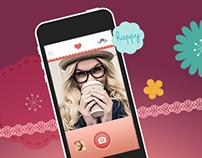 cream&sugar camera App