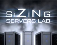 Sizing Servers Lab // Website