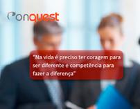 Conquest // Website
