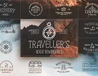 Traveller Logo Templates