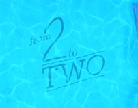 from 2 to two