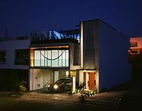 Casa Snorkel, Luis Dominguez