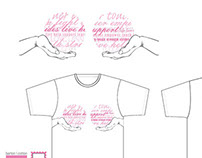 Barton Cotton Susan G. Komen Race for the Cure T-Shirt