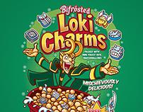 Loki Charms