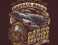 Captain Mal's Cargo Delivery Service