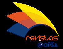 Logo - Revistas Grupo Opsa