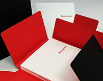 Pentagram Promotional Book