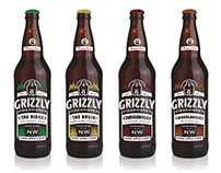 Grizzly Cider Bottles