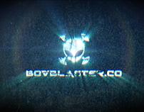 BovBlaster Light Reveal Title
