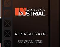 Industrial Landscape Brochure / Invite
