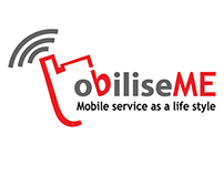 MobiliseME // Logo Design