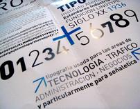 Typography System / Sistema Tipográfico