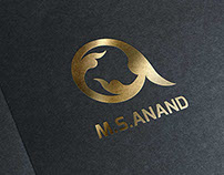 M S Anand | Visual Identity