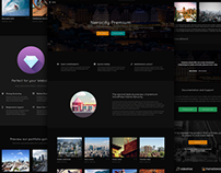 Nerocity Premium WordPress Theme