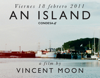 AN ISLAND. A film by Efterklang and Vincent Moon