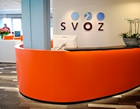 Interior Design office SVOZ Utrecht (NL)