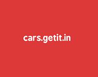 Website Design for Online Car Portal