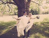 Kokkedal Slot bryllup - wedding at Kokkedal castle