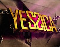 Yessica - Wallpaper retro