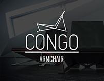 """""""Congo"""" armchair"""