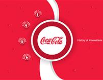 Coca-Cola: History of Innovations iPad App Development