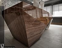 Office Design of Bridgestone