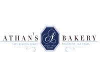 Athan's Logo