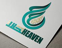 Halal Heaven Logo Design